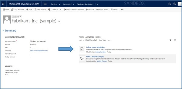Dynamics CRM Activities Not Notes xRM3 Picture6a